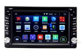 android in dash android in dash car dvd player gps navigation with radio bluetooth