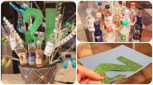 diy 21st birthday present pinterest inspired