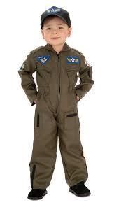 Halloween Express Costumes Girls Unisex Pilot Child Costume Child Small 4 6 Retail 49 19