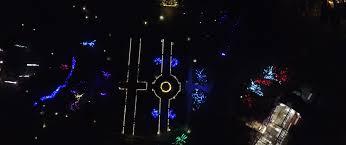 Botanical Gardens Atlanta Christmas Lights by Atlanta Lighting Company Premier Lighting Lighting Installation