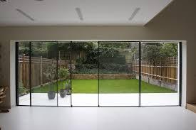Used Patio Doors Bi Parting Minimal Windows Used As Modern Patio Doors In