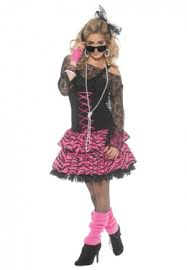 Pink Halloween Costumes The 80 U0027s 80 U0027s Halloween Costumes For Men And Women