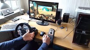 best oculus rift steering wheel combos for your budget rift info