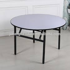 round folding tables for sale sale round rotating 6 feet 10 people round folding table buy