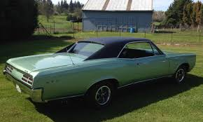 1967 pontiac gto for sale 1856016 hemmings motor news