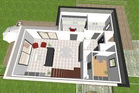 plan maison etage 3 chambres maison toit plat à étage 3 chambres crea10