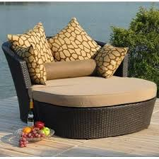 Patio Chairs With Ottomans Inspiration Pendant In Oversized Patio Chairs Patio Designing