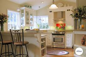 kitchen collectables custom cabinetry baking ranch house display collectables a