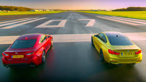 new lexus coupe rcf price bmw m4 coupé vs lexus rc f top gear series 22 bbc youtube