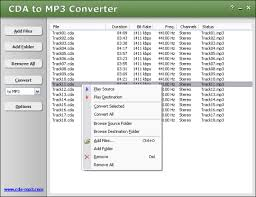 To Mp3 Cda To Mp3 Converter Free And Software Reviews Cnet