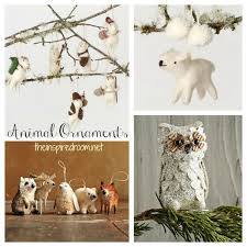 inspiration animal ornaments the inspired room