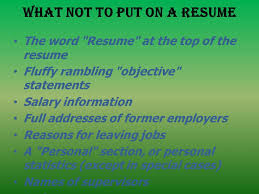 What Information To Put On A Resume Resume Writing Insight U0026 Tips Drrakhi Gupta Mba Llb Ugc Net Fdpm