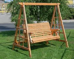 Backyard Cing Ideas For Adults Bench Wooden Porch Swing Plans Outdoor Swings With Canopy For