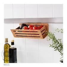 küche aufbewahrung ikea rimforsa korb aus bambus 32x15x11cm lebensmittel küche