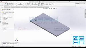 solidworks linear pattern solidworks linear pattern and circular pattern youtube