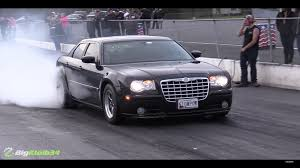 this maniac built a chrysler that can run low nines the drive
