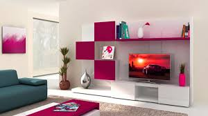 latest modern design lcd t v wall units ideas living room wall