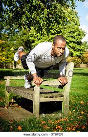 Park Bench Position Plank Position Stock Photos U0026 Plank Position Stock Images Alamy