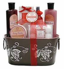 bath gift sets decorative tin basket bath set buy bath gift set bath set gift