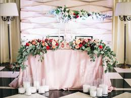 bride and groom sweetheart table 100 best bride groom table set up images on pinterest marriage