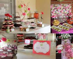baby shower decorations for a pink and green barberryfieldcom