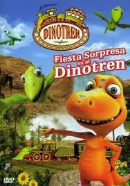 Dinotren: Fiesta Sorpresa