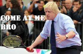 Tennis Memes - chunky tennis player is more than ready to rumble laugh