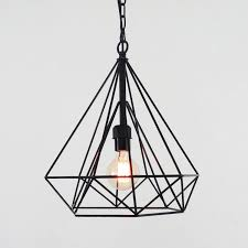 Pendant Light Wire Wire Cage Pendant Light Lightandwiregallery For Attractive