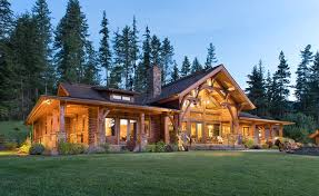 luxury log home interiors precisioncraft luxury log homes home