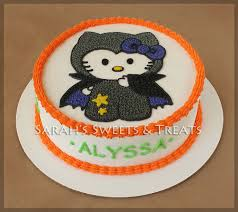 Halloween Birthday Cakes Pictures by Hello Kitty Halloween Birthday Cake Image Inspiration Of Cake