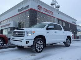 white toyota truck sunroof 2015 toyota tundra platinum 150201 cochrane toyota