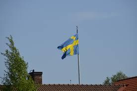 Sweedish Flag A Hundred Days Around Glossika Swedish Road To Polyglotism