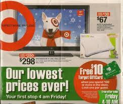 target black friday sale preview target black friday sales 2010