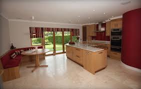 an oak kitchen with american black walnut handles dovetail blog
