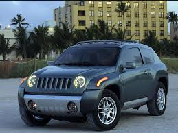 concept jeep wagoneer car and car zone jeep compass concept 2002 new cars car reviews