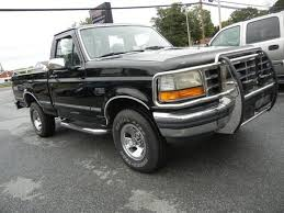 f150 ford trucks for sale 4x4 cars for sale 1992 ford f150 4x4 regular cab in lynchburg va