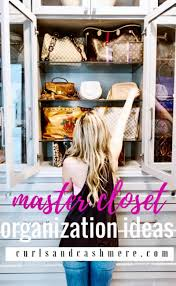 master closet organization ideas with beeneat organizing co