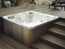Bathtub Swimming Pool 14 Best Tub Images On Pinterest Tub Deck Backyard