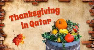 thanksgiving celebrations at qatar hotels