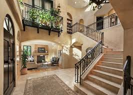 home entry uplifting mediterranean entry hall designs that will welcome you home