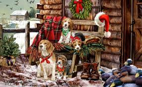 shop for cards beagle christmas cards