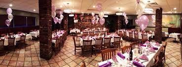 bridal shower venues island borrelli s italian restaurant