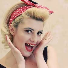 1940s bandana hairstyles 82 best pinup style images on pinterest 30 years calendar and cars