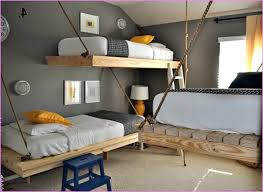 Bunk Bed For Small Room Diy Bunk Bed Designs Ideas For Small Rooms Furniture