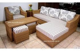 chaise e 60 jogo de sofá contendo 1 sofá 1 chaise e 1 poltrona com estrutura