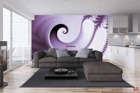 mural elegant spiral in color violet wallpapers mural elegant spiral in color violet