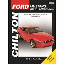 mustang maintenance repairs ltd chilton repair manual vehicle maintenance 26609 read reviews