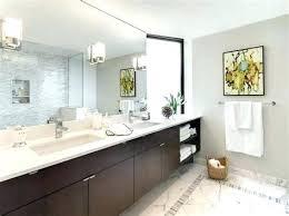 lighted bathroom wall mirror lighted bathroom wall mirrors hybriddog info