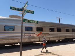 coast to coast across australia by rail aboard the indian pacific