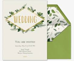 wedding invitations online online wedding invitations with rsvp tracking evite